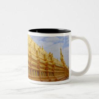 Shwezigon Pagoda in Bagan, Bagan (Pagan), Two-Tone Coffee Mug