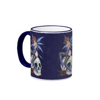 Shy And Wild Fairy Mug mug