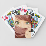 shy bicycle poker deck