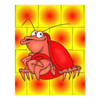 Shy Crab Flyer