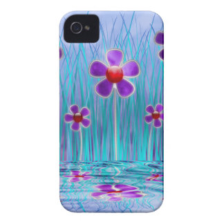 Shy Daisies iPhone 4 Case-Mate