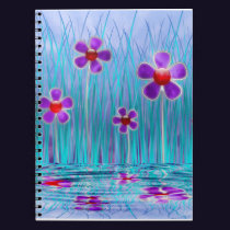 Shy Daisies Notebook