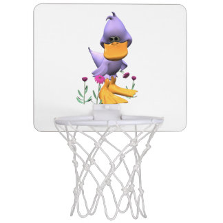 Shy Duck Mini Basketball Hoop