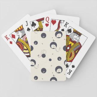 Shy Elephant Pattern Card Decks