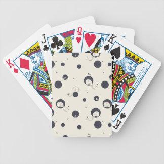 Shy Elephant Pattern Bicycle Poker Deck
