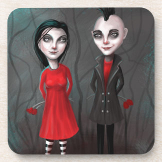 Shy Goths in Love Coaster