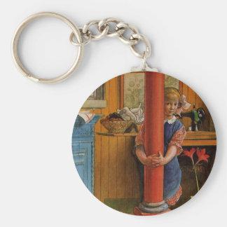 Shy Granddaughter 1918 Key Chains