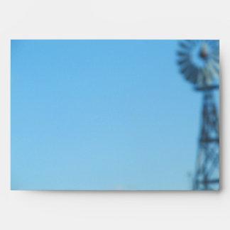 Shy Windmill Envelope