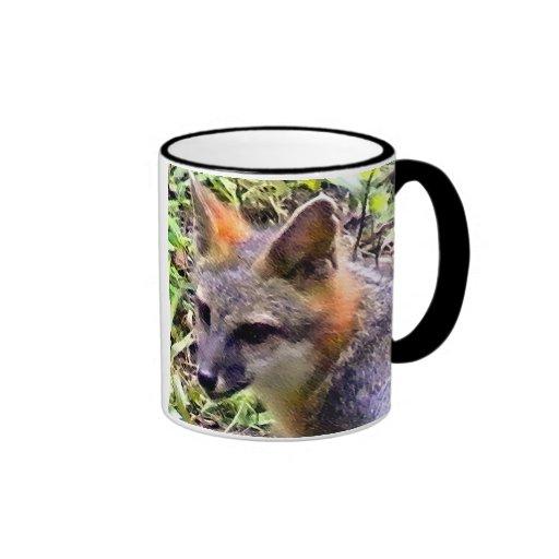 Shyanne el Fox de la madre Taza