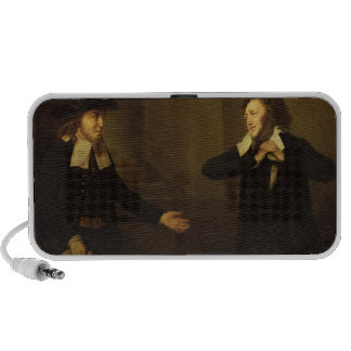 Shylock and Tubal from Act III Scene ii of The M Portable Speakers