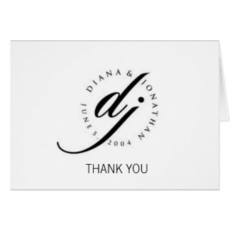 SI-7, THANK YOU CARD