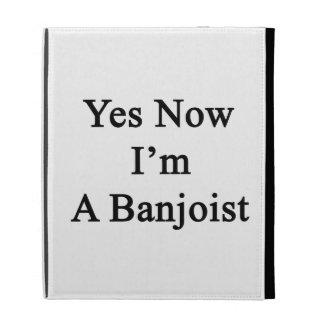 Sí ahora soy Banjoist