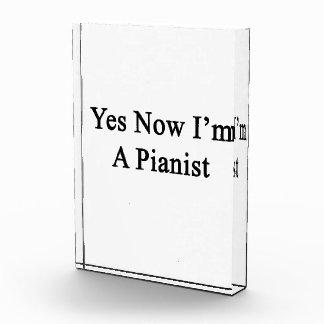 Sí ahora soy pianista