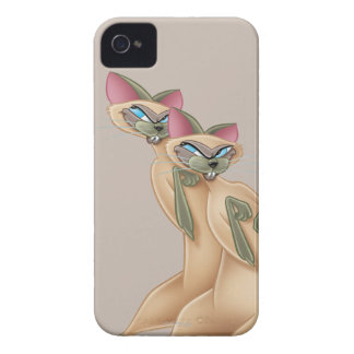 Si and Am Listening Case-Mate iPhone 4 Cases