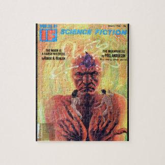 Si arte del _Pulp de v16 n01 (1966-01.Galaxy) Puzzle