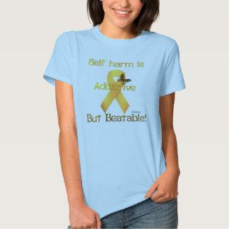 SI Beatable Ladies Babydoll T-Shirt