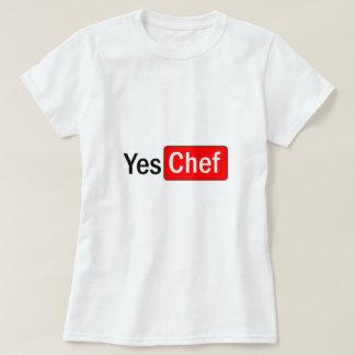 Sí cocinero remeras