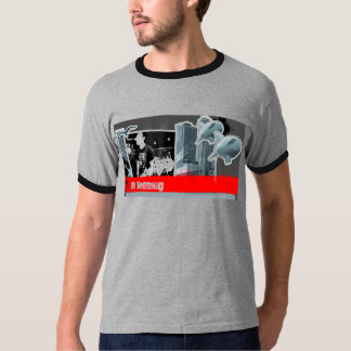 Si Connelly Rimmed T-Shirt Grey