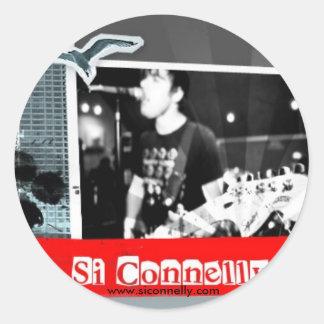 Si Connelly Sticker