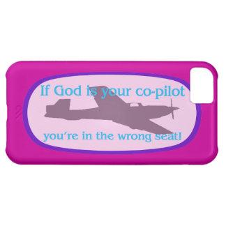 ¡Si dios es su copiloto you están en el incorrec