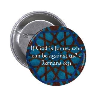 Si dios está para nosotros que puedan ser contra n pin