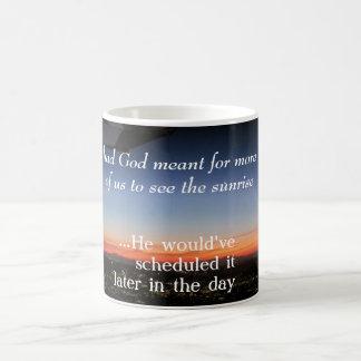 Si dios significó taza mágica