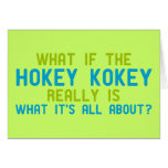 Si el Hokey Kokey es realmente sobre cuál está tod Felicitaciones