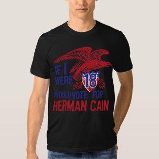 Si era 18 Herman Caín Remera