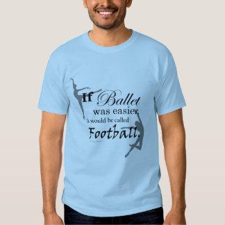 Si era el ballet… Camiseta (personalizable) Remeras