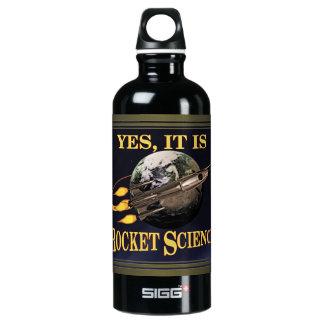 Sí, es ingeniería espacial