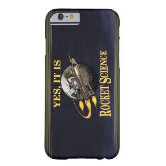 Sí, es ingeniería espacial funda barely there iPhone 6
