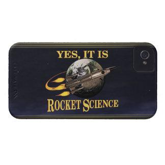 Sí, es ingeniería espacial funda para iPhone 4 de Case-Mate