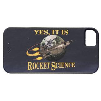 Sí, es ingeniería espacial funda para iPhone SE/5/5s