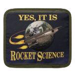 Sí, es ingeniería espacial fundas para iPads