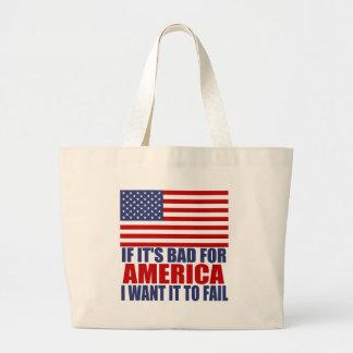 Si es malo para América… Bolsas