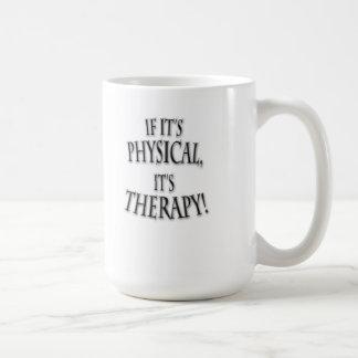 Si es taza de café física