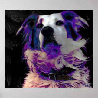 si existe el perro del cielo ..... póster