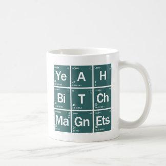 ¡Sí! ¡Imanes! ¡Taza! Taza De Café