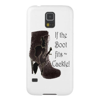 ¡Si la bota cabe el cacareo del ~! Funda De Galaxy S5