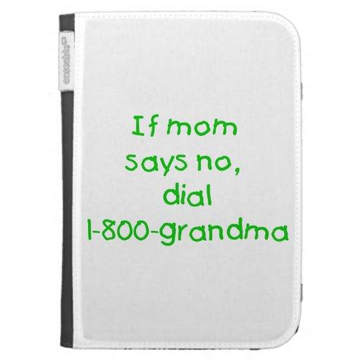 si la mamá dice no… (el verde)