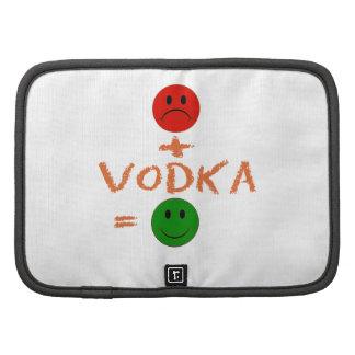 si la vodka conmigo, yo es feliz organizador