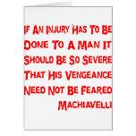 Si lesión tiene que ser hecha a un hombre debe ser felicitación