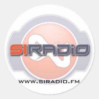 SI Logo Stickers