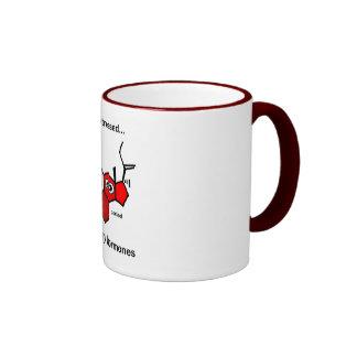 Si me subrayan… taza de café