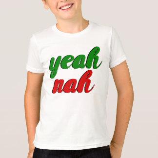 Sí Nah argot de Nueva Zelanda Playera