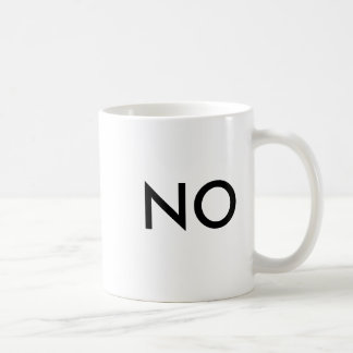 Sí ninguna taza