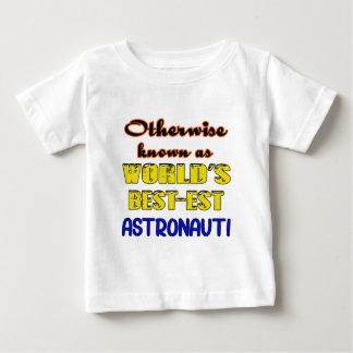 Si no conocido como astronauta más bestest del camisas
