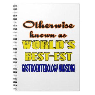 Si no conocido como Gastroenterolog más bestest Spiral Notebook