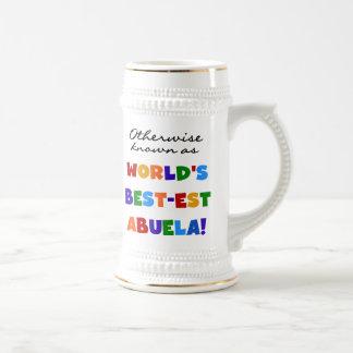 Si no conocido como regalos del Mejor-est Abuela Jarra De Cerveza
