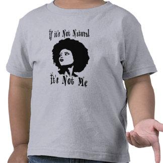 Si no es natural no es yo de Kesa Kay Camisetas